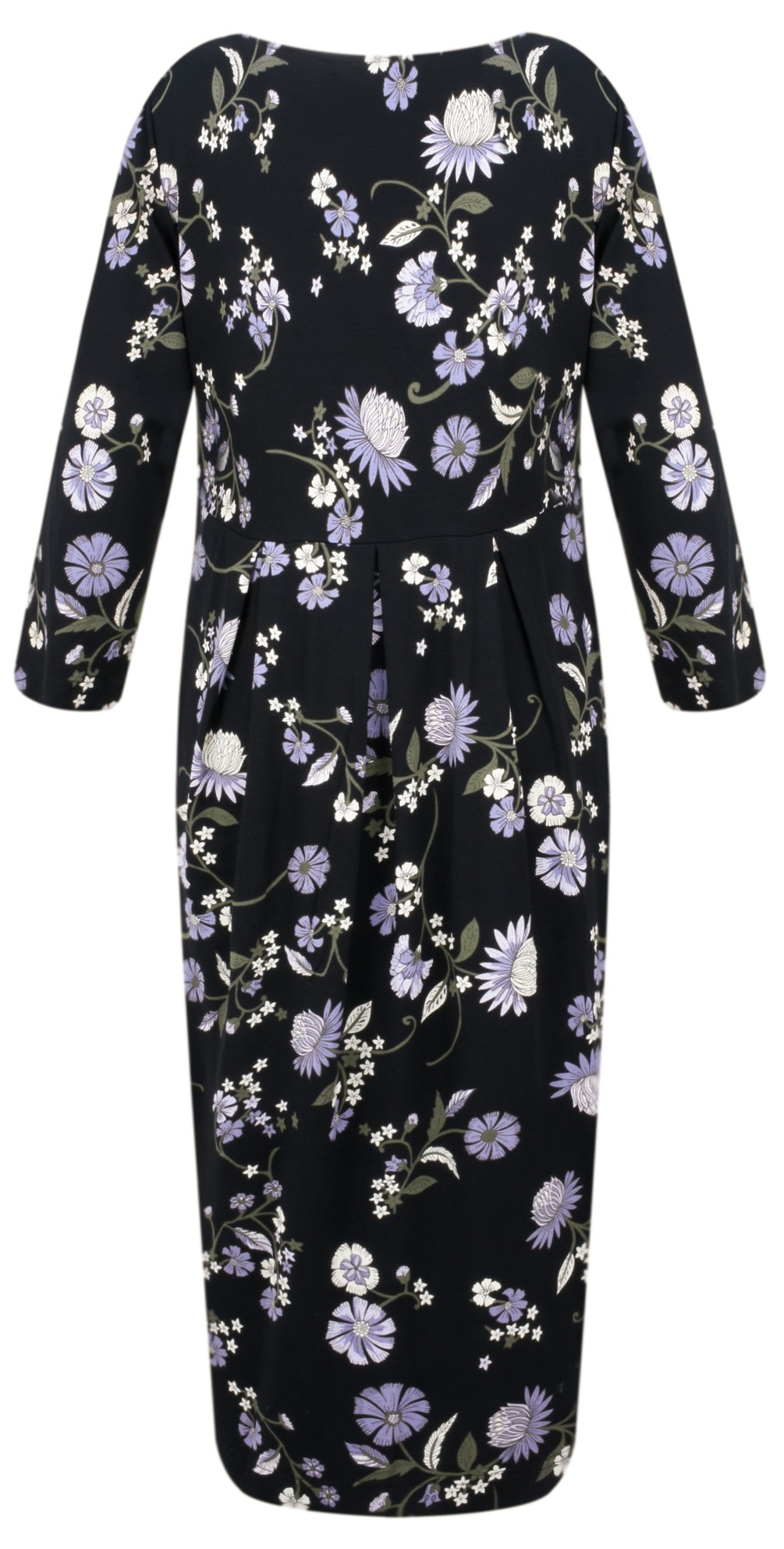 Nicky Floral Jersey Dress main image