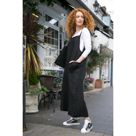D.A.T.E Hill Animal leopard Trainer Shoe - Beige