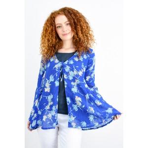 Adini Camilla Print Laurie Kimono