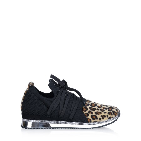 Marco Tozzi BONALLO Animal Print Trainer - Multicoloured