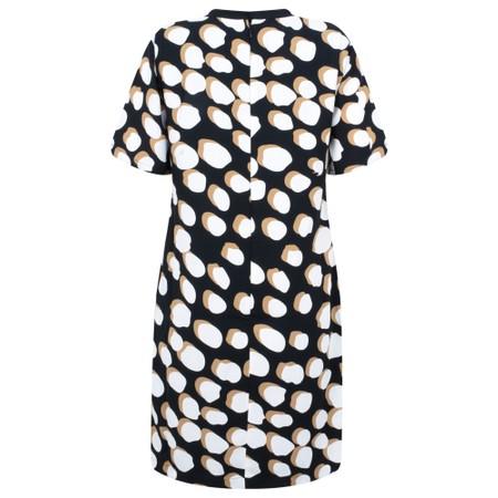 Great Plains Margot Spot Dress - Black