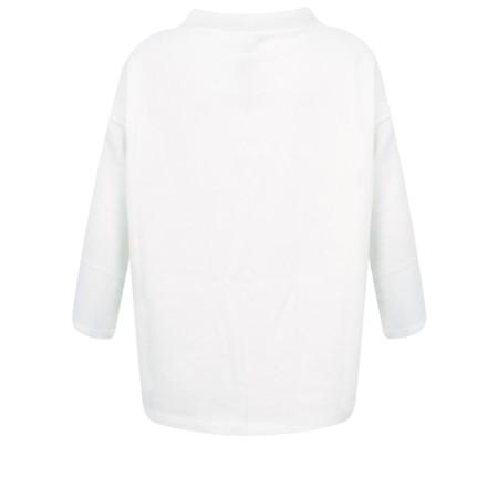Great Plains Kitten Soft Pocket Jumper - Off-White