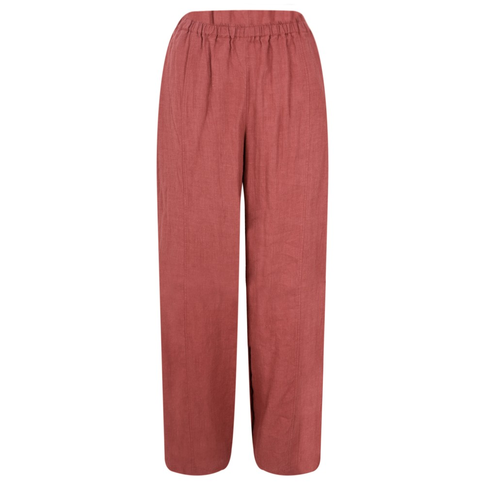 Thing Linen Easy Fit Trouser Spice