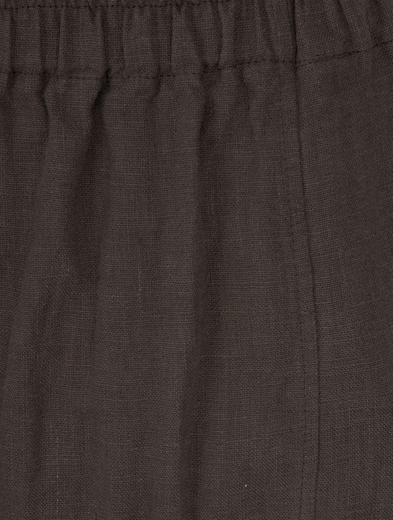 Linen Easy Fit Trouser main image