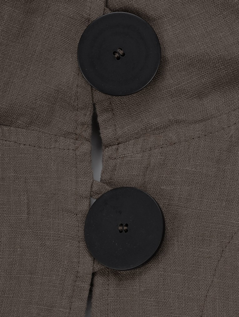 Easy Fit Button Jacket main image