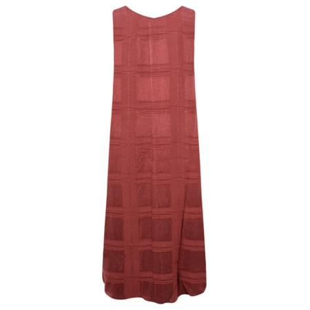 Thing  Sleeveless Pocket Dress - Black