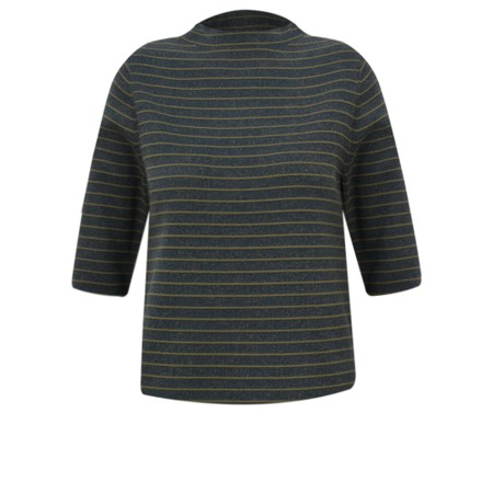 Great Plains Somme Knit Jumper - Green