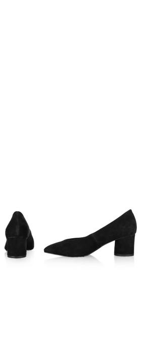 Tamaris  Ares Court Shoes  Black