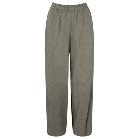 Thing Linen Easy Fit Trouser - Grey