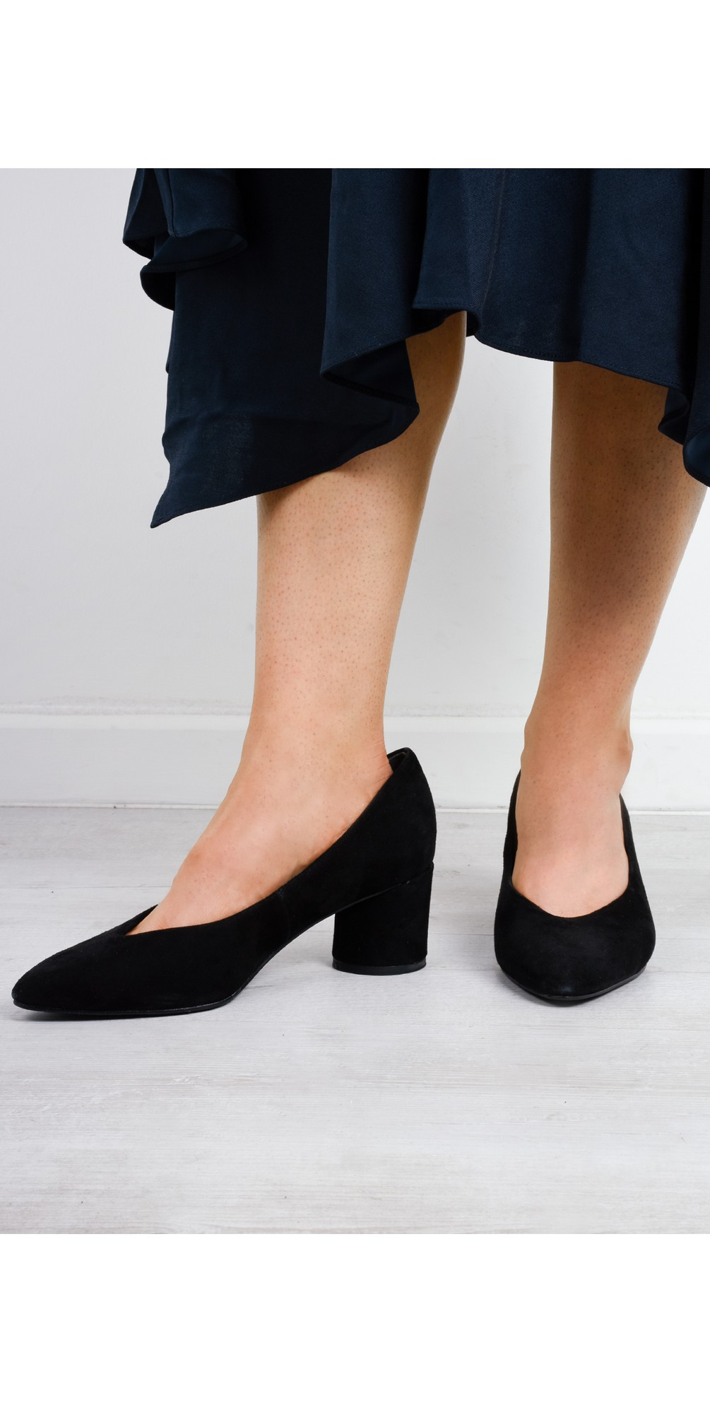 Ares Court Shoes  main image