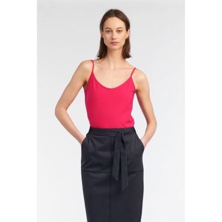 Sandwich Clothing Vest Top - Pink