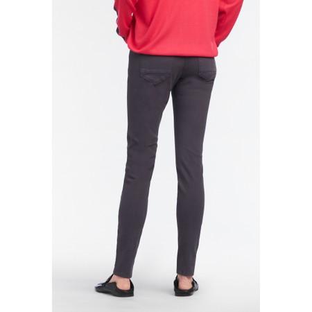 Sandwich Clothing Cotton Slim Fit Jeans - Grey