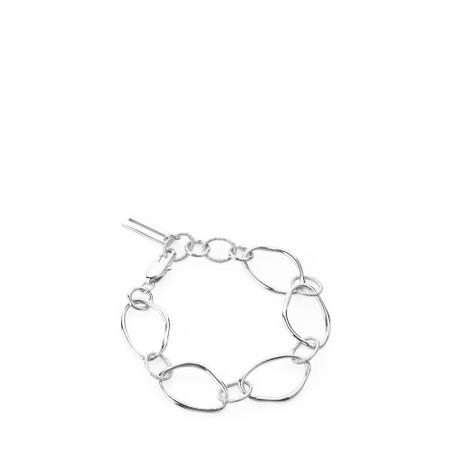 Tutti&Co Calm Coastal Bracelet  - Metallic