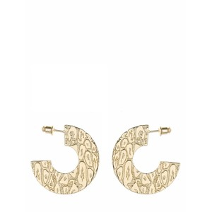 Tutti&Co Leopard Earrings