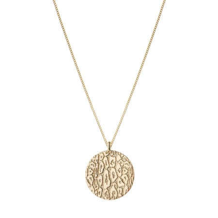 Tutti&Co Leopard Necklace - Gold