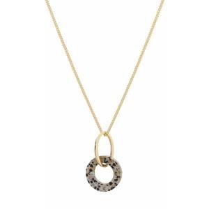 Tutti&Co Jasper Stone Necklace