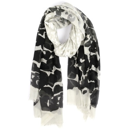 Tutti&Co Animal scarf - Multicoloured