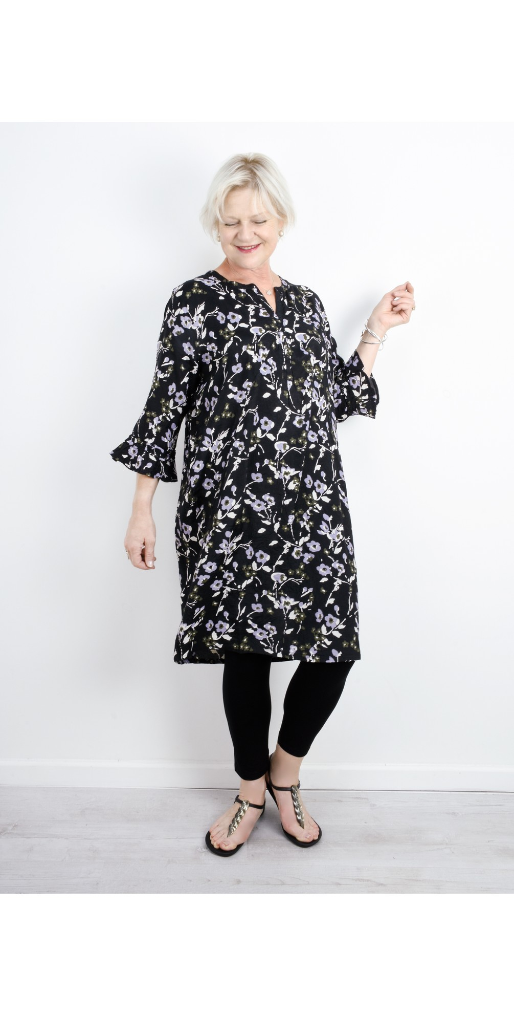 Nolene Floral Dress main image