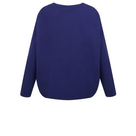 Mes Soeurs et Moi Poker Supersoft Jersey Top - Blue
