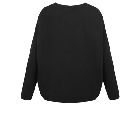 Mes Soeurs et Moi Poker Supersoft Jersey Top - Black