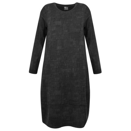 Mes Soeurs et Moi Kuzco Print Jersey Dress - Grey