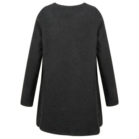 Mes Soeurs et Moi Paola Fleece Tunic - Grey