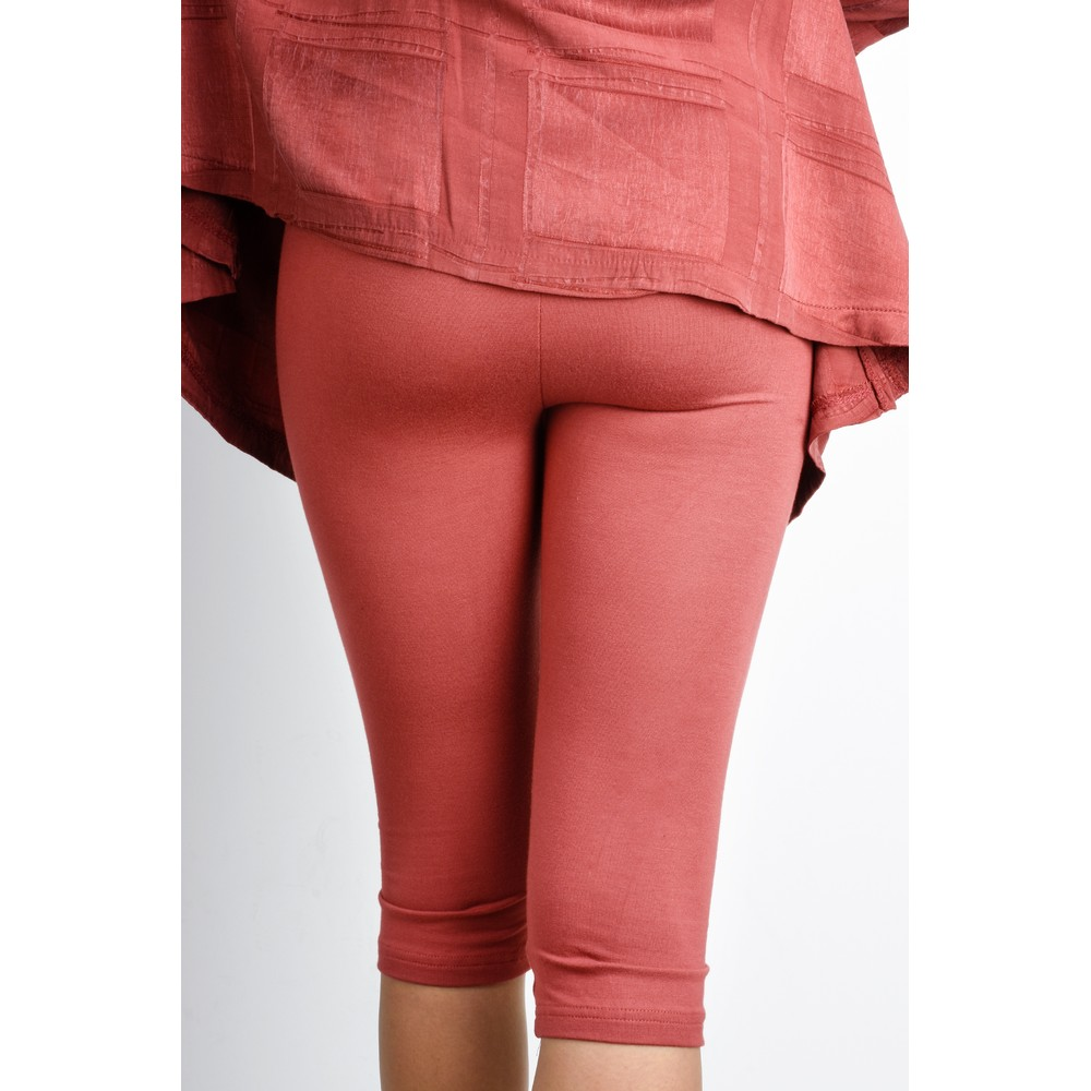 Thing Bamboo Cropped Legging Spice