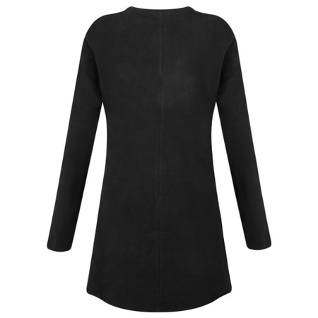 Mes Soeurs et Moi Polly Supersoft Jersey Tunic - Black