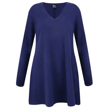 Mes Soeurs et Moi Polly Supersoft Jersey Tunic - Blue