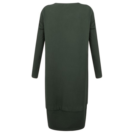 Mes Soeurs et Moi Poppins Supersoft Jersey Dress - Green