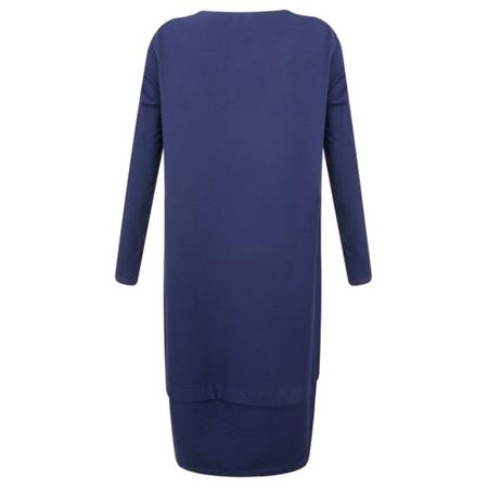 Mes Soeurs et Moi Poppins Supersoft Jersey Dress - Blue