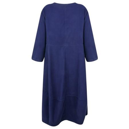 Mes Soeurs et Moi Agnes Easyfit Cord Dress - Blue