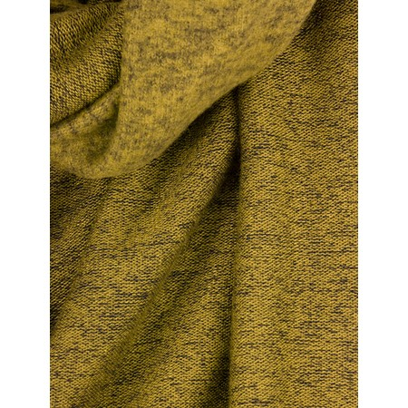 Thing Long Soft Knit Scarf - Yellow