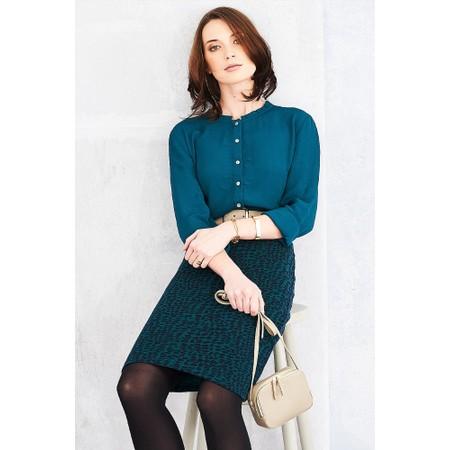 Adini Ravine Weave Mia Skirt - Green