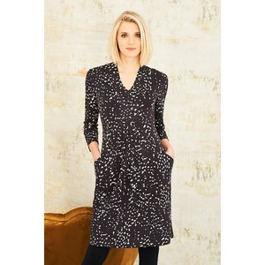 Adini Lapwing Print Lapwing Dress