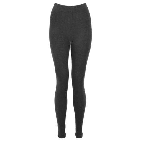 Mama B Knitted Leggings - Grey