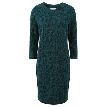 Adini Ravine Weave Ravine Dress - Green