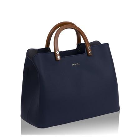 Inyati Inita Top Handle Bag  - Blue
