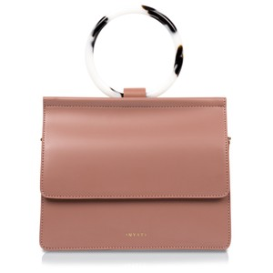 Inyati  Coco Faux Leather Loop Handle Crossbody Bag