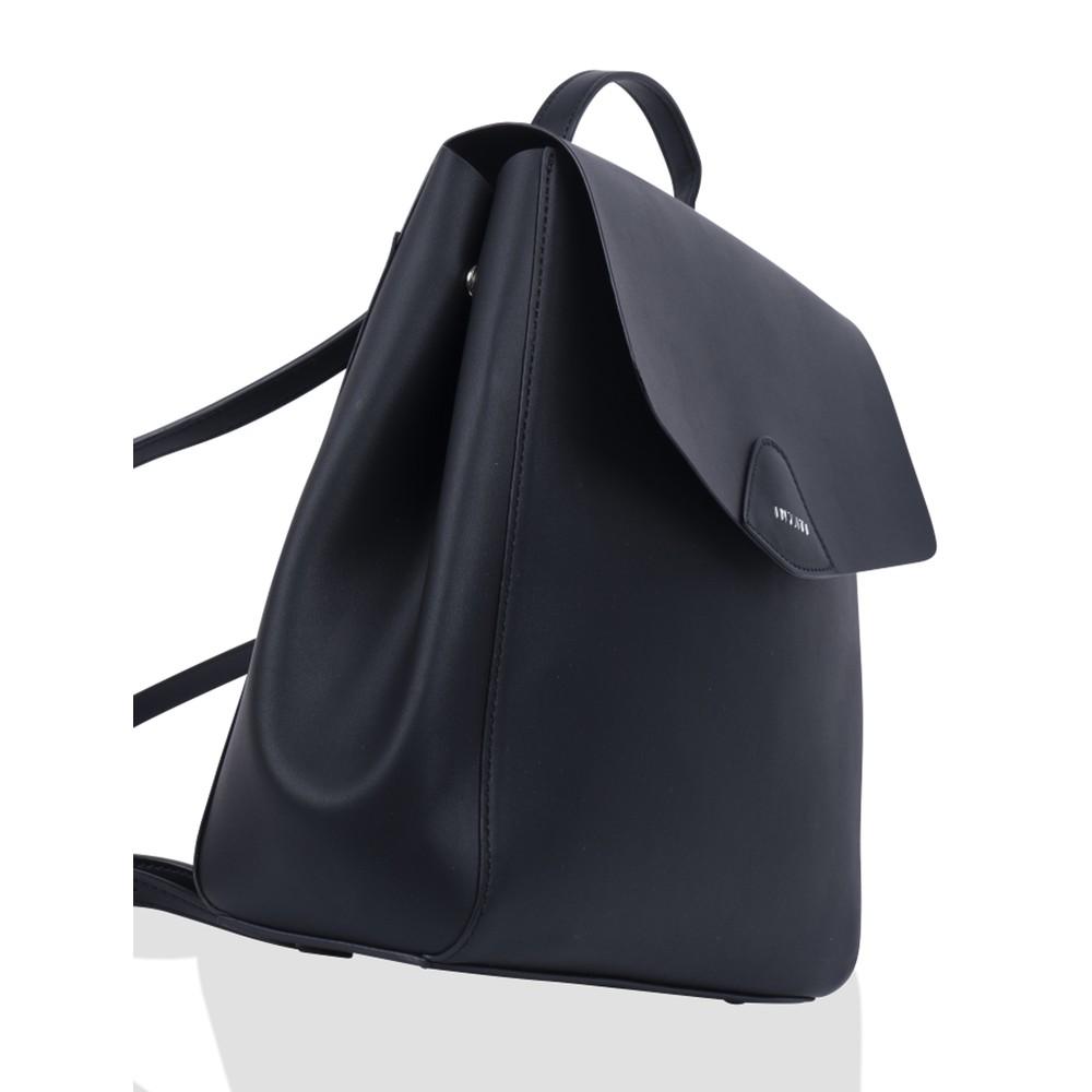 Inyati Thalie Faux Leather Backpack Black
