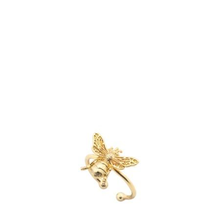 Bill Skinner Queen Bee Open Ring  - Gold