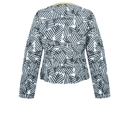 Frandsen Jilly Puffa Jacket  - Black