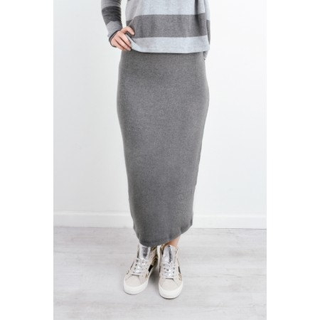 Mama B Lilla knitted Skirt - Grey
