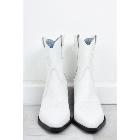 Kennel Und Schmenger Luna Western Boot - White