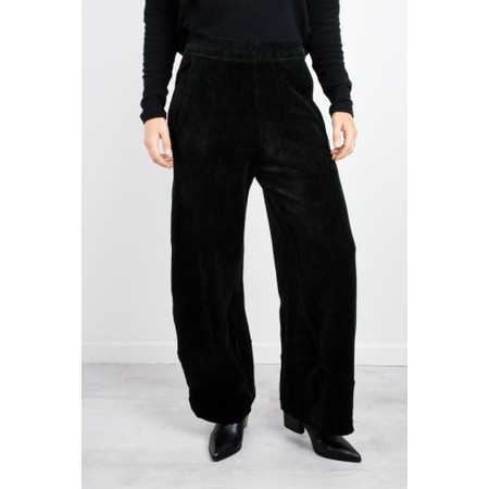 Mama B Lipsia Easy Fit 7/8 Trouser - Black