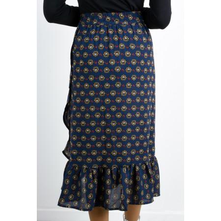 BeckSondergaard Lotus Chleo Skirt - Blue