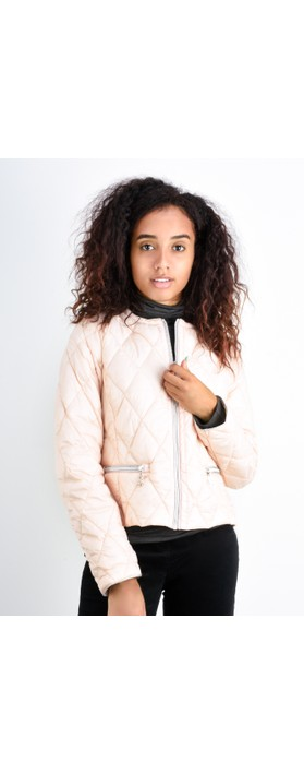 Frandsen Jilly Puffa Jacket  Blush