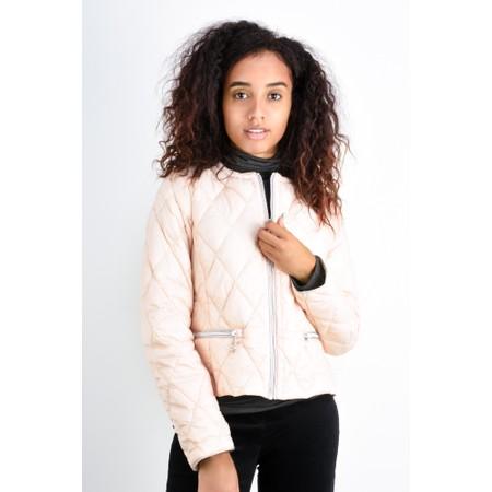 Frandsen Jilly Puffa Jacket  - Pink