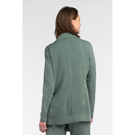 Sandwich Clothing Waterfall Jersey Jacket  - Green