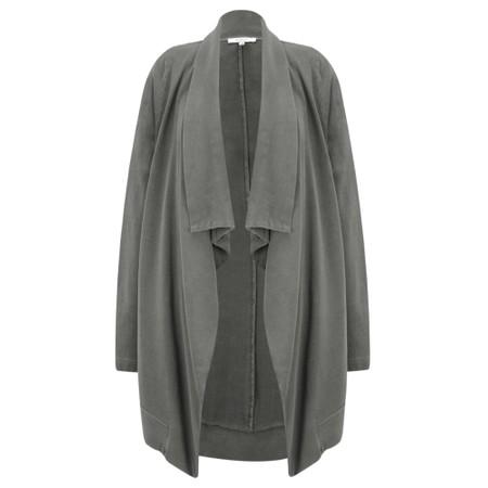 Sandwich Clothing Waterfall Jersey Jacket  - Grey